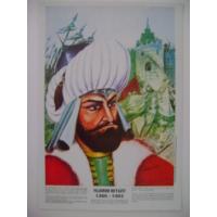 Yıldırım Beyazıt Poster 35*50Cm