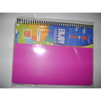 Paper Note Enjoy Notebook A4 Pp Kapak 4+2 180 Yp