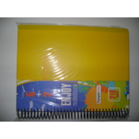 Paper Note Enjoy Notebook A4 Pp Kapak 5+2 210 Yp
