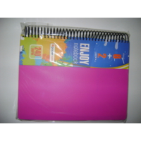 Paper Note Enjoy Notebook A4 Pp Kapak 6+2 240 Yp