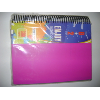 Paper Note Enjoy Notebook A4 Pp Kapak 8+2 300 Yp