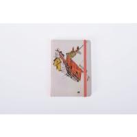 Notepad 9x14 cm, sert kapak, lastik bantlı, ivory-çizgisiz, 96 yaprak 9x14 Cm, Sert Kapak, Lastik Bantlı, İvory-Çizgisiz, 96 Yaprak