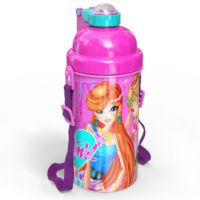 Yaygan Winx Club Pembe Matara (500 ml)