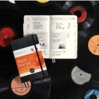 Moleskine Defter 3209 Large Music Journal 13X21 Cm