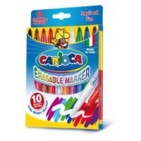 Carioca Laser Silinebilir Sihirli Keçeli Kalemler