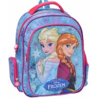 Frozen Karlar Ülkesi Okul Sırt Çantası Mavi 87370