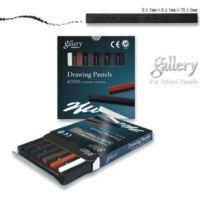 Mungyo Gallery Artist Drawing Pastels Renkli Tonlar 6'lı Set