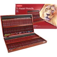 Derwent Pastel Pencil 72'Li Ahşap Kutu Dw2300343