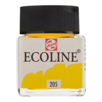 Talens Ecoline Sıvı Suluboya 30 Ml. 205 Lemon Yellow