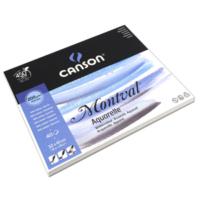 Canson Montval Suluboya Blok 200 Gr. 32X41 Cm. 40 Sayfa