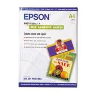 Epson Photo Quality A4 Self Adhesive 167 Gr.10'Lu