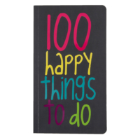 Soo be 100 Happy Things To Do Not Defteri
