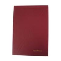 Dilman İmza Dosyası Suni Deri 20 Yaprak