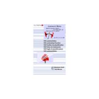 Olympia Kartvizit Business Laminasyon PVC Poşeti 125 Micron