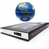 Acayipşeyler Manyetik Kitap Dünya Küresi Işıklı - Levitating Globe