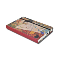 Deffter 10X15 Lastikli Defter / Mother And Child (Klimt)
