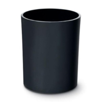 Mas 495 Kristal Kalemlik Silindir Renk - Siyah