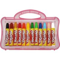 Play-Doh 12 Renk Pastel Boya Pvc