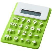 Pf Concept 12345404 Silikon Hesap Makinası Yeşil