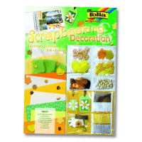 Folia Felt Scrapbooking Decoration Set Yaz Fo-12100