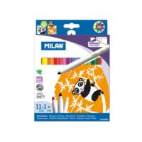Milan 12 Renk Silinebilir Keçeli 80093