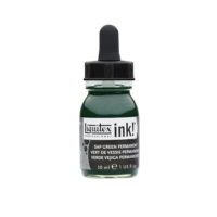 Liquitex Akrilik Mürekkep 30Ml - Sap Green Permanent