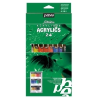 Pebeo Studio Akrilik Boya Set 24 X 12Ml