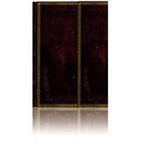 Paperblanks 3-839-3 Black Moroc.Midi-Çizgili (Midi – 120 x 170 mm. 160 Sf)