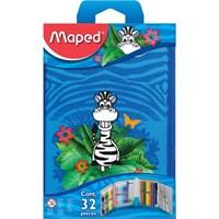 Maped İçi Dolu Kalem Kutusu Tek Bölümlü Zebra 967814