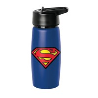 Trendix Superman Chest Çelik Matara 500Ml TRX-M1-SU1