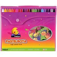 Polisan Çantalı Pastel Boya 24 Renk