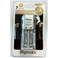 Digimax 800 3000 mAh 2'li Şarj Set ( 2 Adet 3000 maH Pil )