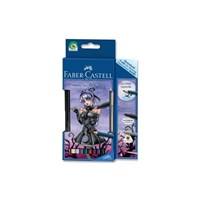 Faber-Castell 114484 Anime Art Gothic