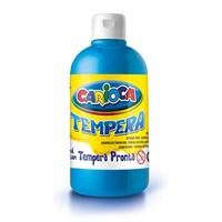 Carioca Tempera Boya (Süper Yıkanabilir) 500Ml - 700Gr - Plastik Şişede - Gümüş