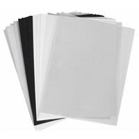 Edico Küçülen Kağıt 100 adet / paket