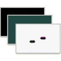 Flex 100X200 Duvara Monte Mıknatıslı Beyaz Yazı Tahtası Flx-4027B