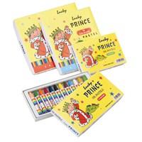 Lucky Prince 24'li Pastel Çantalı