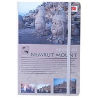Scrikks Travel Around Turkey Nemrut A6 Çizgili