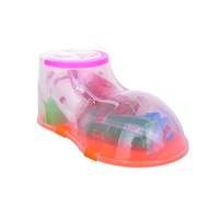 Lets L-8655 Ayakkabı Figürü Oyun Hamuru Seti