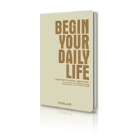 Scrikss Fairbooks Begin Your Daily Life Multi Defter T002dftbgdlmla