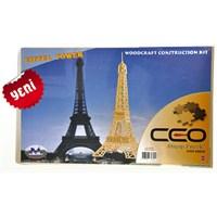 Ceo 3D Ahşap Puzzle Eiffel Kulesi Ceo-Ap0002