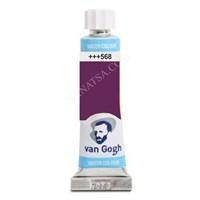 Talens Van Gogh 10 Ml. Tüp Sulu Boya 568 Permanent Blue Violet