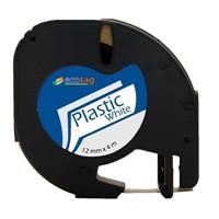 Dymo Letratag Muadili Plastik Serit Etiket Beyaz