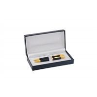 Steelpen Siyah Lake Gold Dolma Kalem + Tükenmez 170