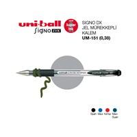 Uni-ball Signo Dx Jel Mürekkepli Kalem 1'li (Um-151) (0,38)