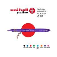 Uni-ball Fanthom 0,7 Silinebilir Jel Kalem Kırmızı