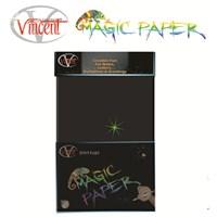 Vincent Magic Paper Sihirli Kazıma Kağıdı A4