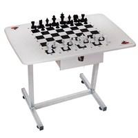Panda 606 60X80 Satranç Masası Komple