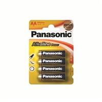 Panasonic Alkaline Power AA Alkalin Pil 4'lü Paket