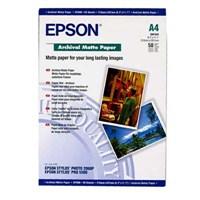 Epson Archival Matte Paper (Mat Fotoğraf Kağıdı)